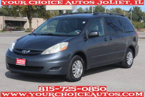 2006 Toyota Sienna for sale at Your Choice Autos - Joliet in Joliet IL