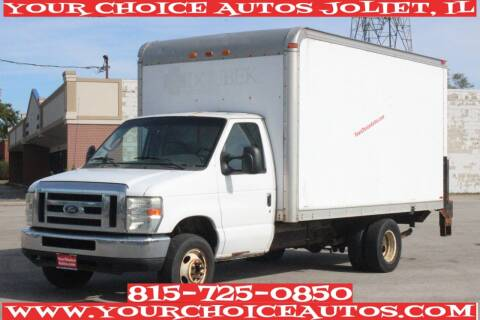 2008 Ford E-Series Chassis for sale at Your Choice Autos - Joliet in Joliet IL
