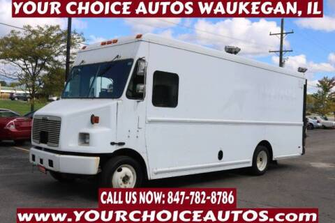 2001 Freightliner MT45 Chassis for sale at Your Choice Autos - Waukegan in Waukegan IL