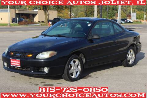 2003 Ford Escort for sale at Your Choice Autos - Joliet in Joliet IL