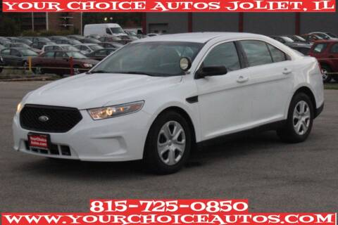 2013 Ford Taurus for sale at Your Choice Autos - Joliet in Joliet IL