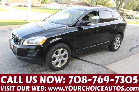 2013 Volvo XC60 for sale at Your Choice Autos in Posen IL
