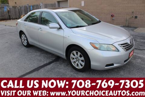2009 Toyota Camry Hybrid for sale at Your Choice Autos in Posen IL