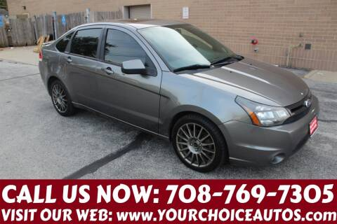 2011 Ford Focus for sale at Your Choice Autos in Posen IL