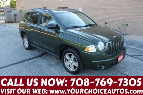 2008 Jeep Compass for sale at Your Choice Autos in Posen IL
