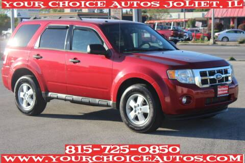 2008 Ford Escape for sale at Your Choice Autos - Joliet in Joliet IL