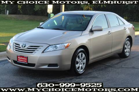 2009 Toyota Camry for sale at Your Choice Autos - My Choice Motors in Elmhurst IL