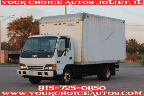 2005 Chevrolet W4500 for sale at Your Choice Autos - Joliet in Joliet IL
