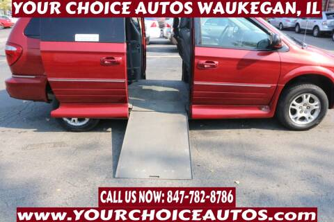 2007 Chrysler Town and Country for sale at Your Choice Autos - Waukegan in Waukegan IL