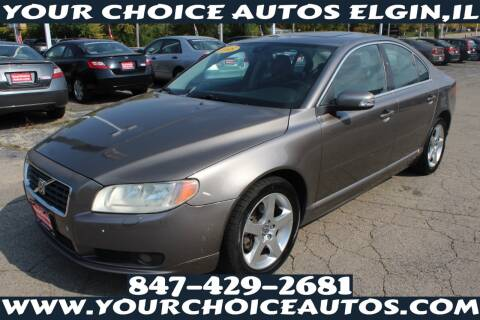 2008 Volvo S80 for sale at Your Choice Autos - Elgin in Elgin IL