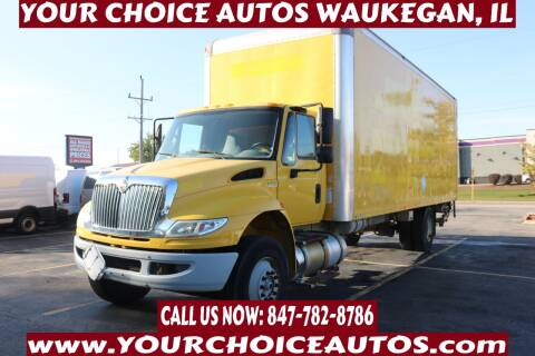 2013 International DuraStar 4300 for sale at Your Choice Autos - Waukegan in Waukegan IL
