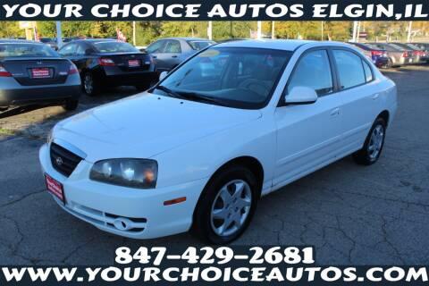2004 Hyundai Elantra for sale at Your Choice Autos - Elgin in Elgin IL
