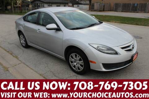 2013 Mazda MAZDA6 for sale at Your Choice Autos in Posen IL