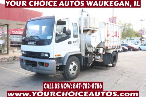 1998 GMC T7500 for sale at Your Choice Autos - Waukegan in Waukegan IL