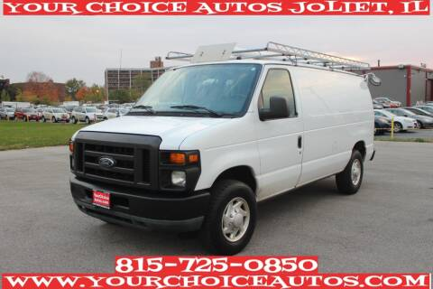 2012 Ford E-Series Cargo for sale at Your Choice Autos - Joliet in Joliet IL