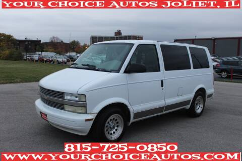 2005 Chevrolet Astro for sale at Your Choice Autos - Joliet in Joliet IL