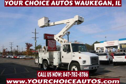 2001 Freightliner FL70 for sale at Your Choice Autos - Waukegan in Waukegan IL