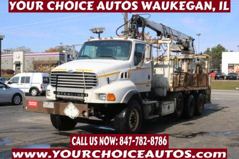 2006 Sterling L8500 Series for sale at Your Choice Autos - Waukegan in Waukegan IL