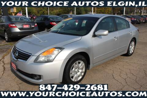 2009 Nissan Altima for sale at Your Choice Autos - Elgin in Elgin IL