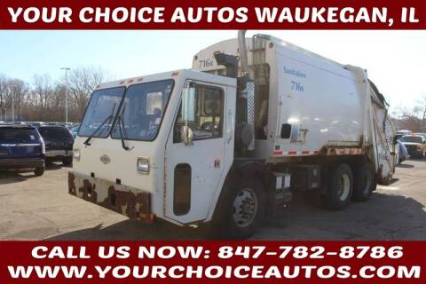 2005 Crane Carrier Low Entry for sale at Your Choice Autos - Waukegan in Waukegan IL