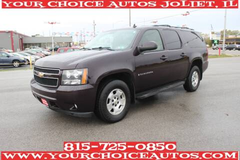2009 Chevrolet Suburban for sale at Your Choice Autos - Joliet in Joliet IL