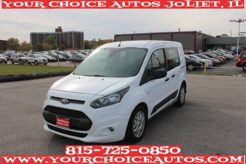 2014 Ford Transit Connect Cargo for sale at Your Choice Autos - Joliet in Joliet IL