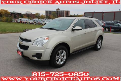 2015 Chevrolet Equinox for sale at Your Choice Autos - Joliet in Joliet IL