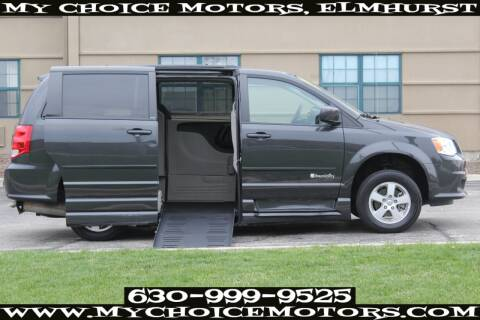 2012 Dodge Grand Caravan for sale at Your Choice Autos - My Choice Motors in Elmhurst IL