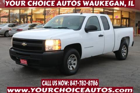 2009 Chevrolet Silverado 1500 for sale at Your Choice Autos - Waukegan in Waukegan IL