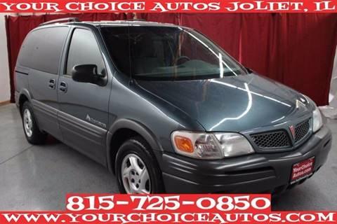 2004 Pontiac Montana for sale in Joliet, IL