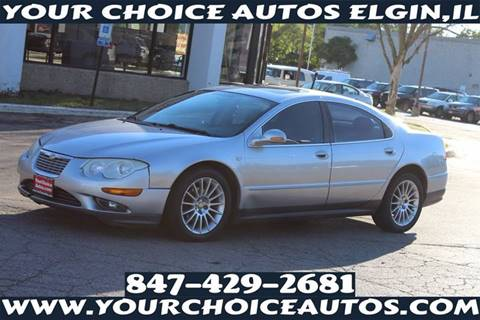 2002 Chrysler 300M for sale in Elgin, IL