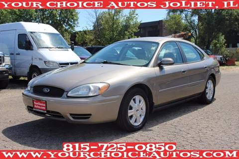 2005 Ford Taurus for sale in Joliet, IL