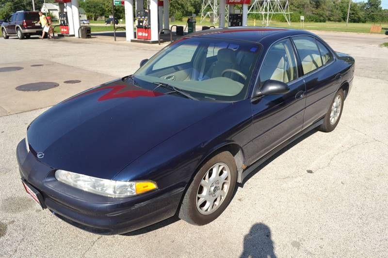 2001 Oldsmobile Intrigue GX 4dr Sedan - Crestwood IL