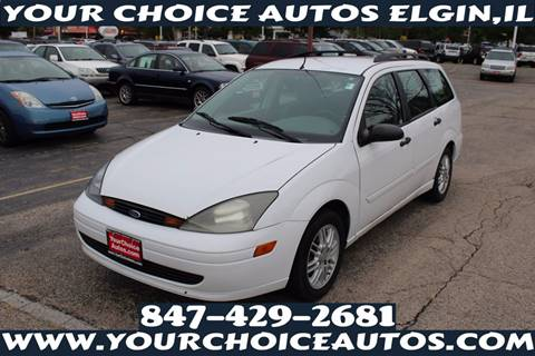 2004 Ford Focus for sale in Elgin, IL
