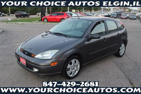 2002 Ford Focus for sale in Elgin, IL