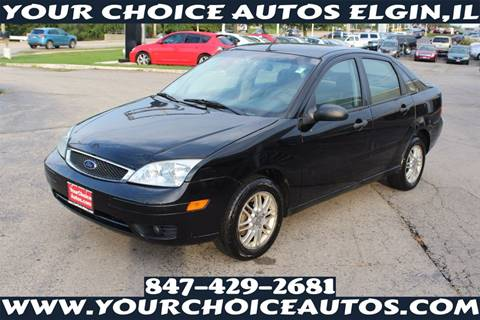 2006 Ford Focus for sale in Elgin, IL