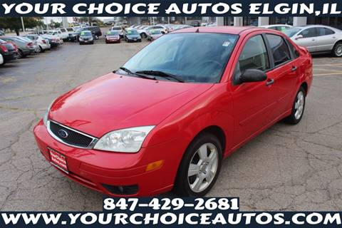 2007 Ford Focus for sale in Elgin, IL