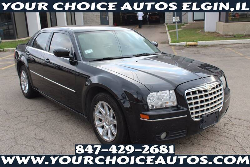 2007 chrysler 300 touring 4dr sedan in posen il your choice autos. Cars Review. Best American Auto & Cars Review