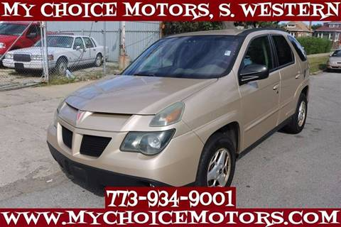 2004 Pontiac Aztek for sale in Chicago, IL