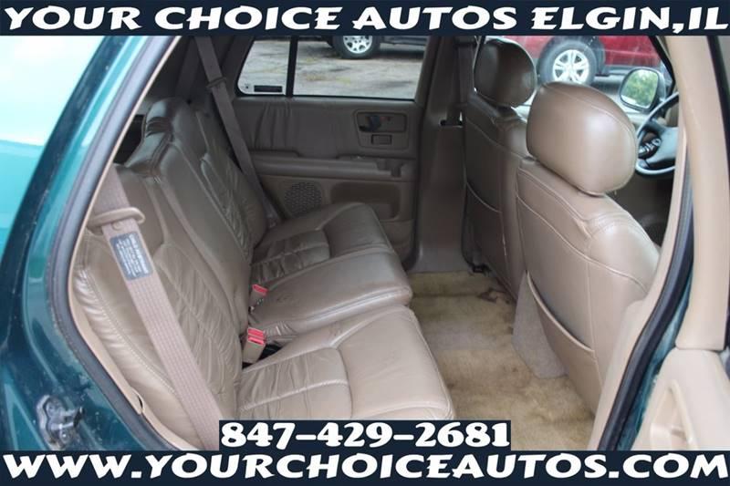 1997 Oldsmobile Bravada AWD 4dr SUV - Elgin IL
