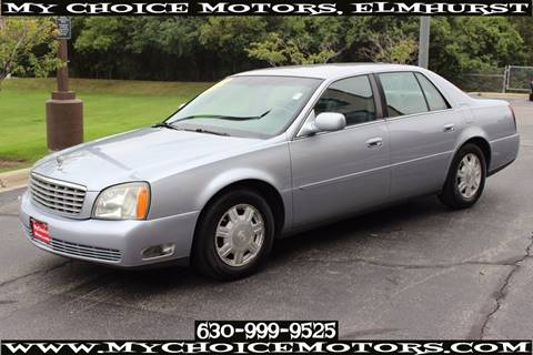 2005 Cadillac DeVille for sale in Elmhurst, IL