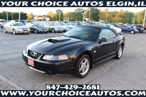 2004 Ford Mustang for sale in Elgin, IL