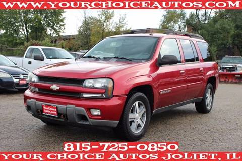 2004 Chevrolet TrailBlazer EXT for sale in Joliet, IL