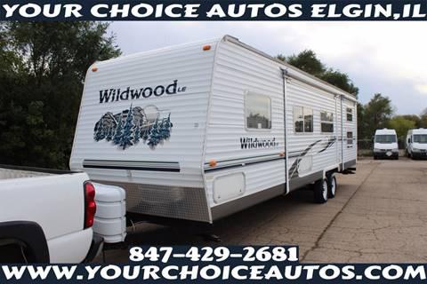 2006 Wildwood Travel Trailer