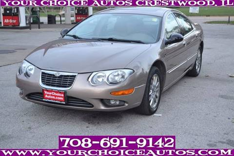 2002 Chrysler 300M for sale in Crestwood, IL