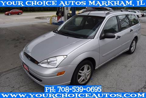 2000 Ford Focus for sale in Markham, IL