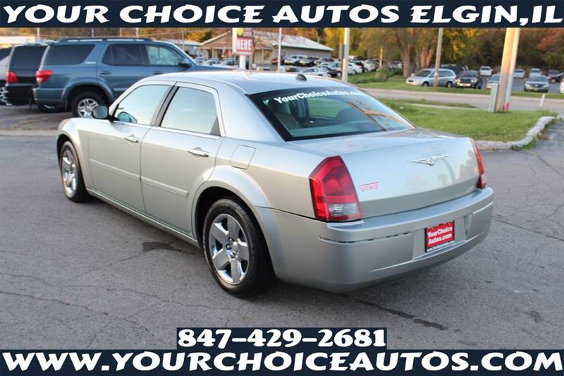 2005 chrysler 300 rwd 4dr sedan in posen il your choice autos. Cars Review. Best American Auto & Cars Review