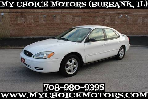 2005 Ford Taurus for sale in Burbank, IL