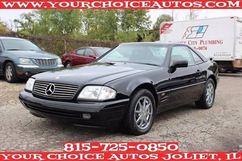 1996 Mercedes-Benz SL-Class for sale in Joliet, IL