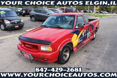 1994 GMC Sonoma for sale in Elgin, IL
